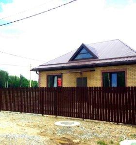 Новый дом в Горячем Ключе