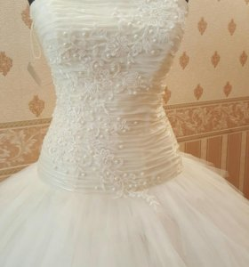 Свадебные платья новые