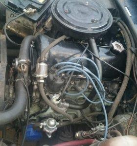 Двигатель ВАЗ 2103 в сборе