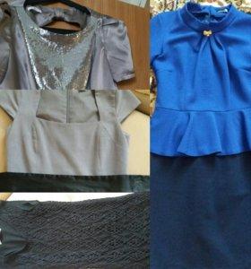 Платья и блузка