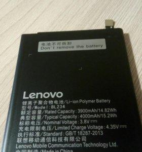 LENOVO A5000 АКБ