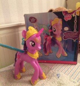 Пони my little pony twilight sparkle музыкальная