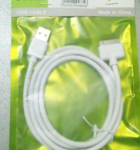 USB кабель Belkin на iphone 4, 4S, iPad