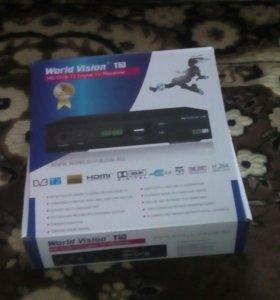 Цифровое ТВ DVB T2 приставка