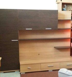 Гостиная мебель (стенка)