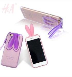Силиконовые чехлы iPhone 5/5s
