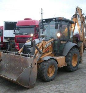 Трактор Case SRT580 2007 года