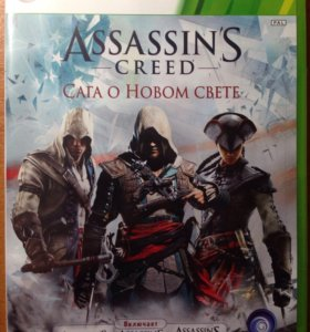 Assassins creed Сага о новом свете
