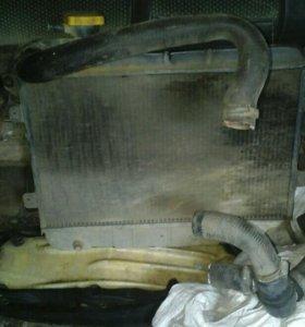 Радиатор ваз-  01-07