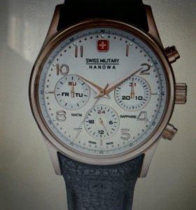 Часы наручные мужские Swiss Military Hanova