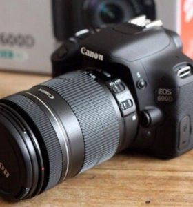 Canon 600d 18-135mm