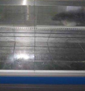 Холодильная витрина б/у торг