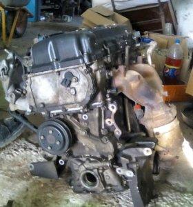 Двигатель нисан QG15DE