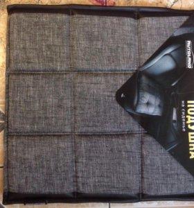 Подушка на сидение комбинированная
