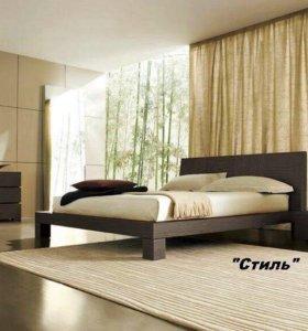 Новая кровать Стиль