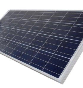 Солнечная батарея 100Вт Поликристаллическая