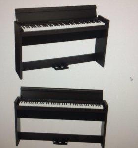 Пианино электронное новое KORG-380
