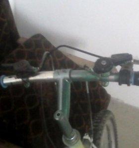 Велосипед manpover