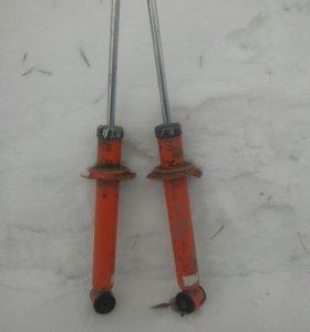 Задние стойки на ВАЗ-21010