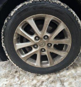 Диски литые , 4 колеса R 16