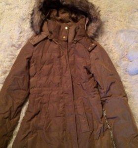 Куртка пуховик тёплая зима/весенний Befree