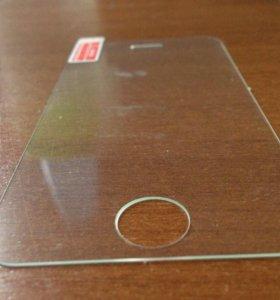 Защитное стекло на 4 iPhone
