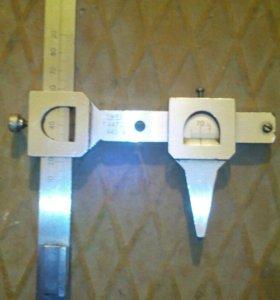 Толщиномер колесных пар