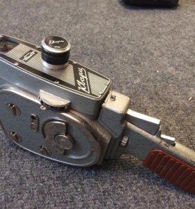 Кварц киносъемочная камера СССР
