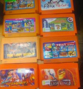 Игры денди от150р до 350р