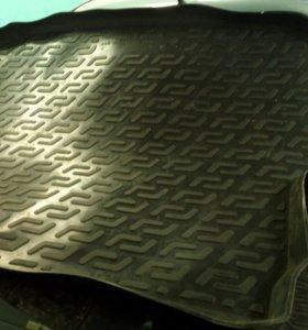 Nissan X-Trail T31, Ковры салонные комплект