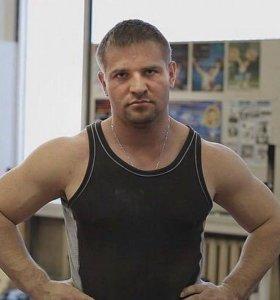 Персональные тренировки по Фитнесу и Пауэрлифтингу
