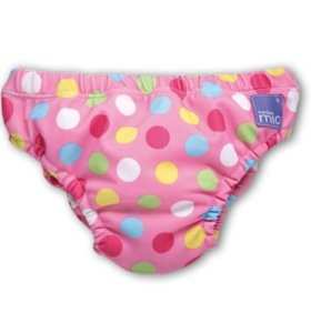 Новые трусики-подгузники для плавания Bambino Mio