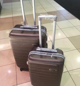 Новый ударопрочный чемодан. Модель 20.