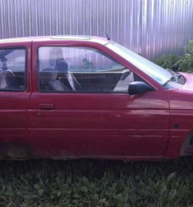 Форд эскорт ( купе)