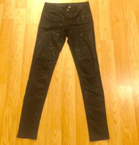 Брюки джинсы H&M