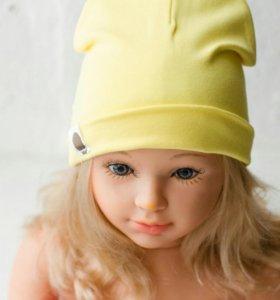 Детская шапочка на мальчика или девочку
