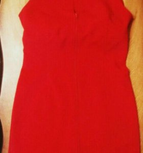 Шикарное платье с воротником