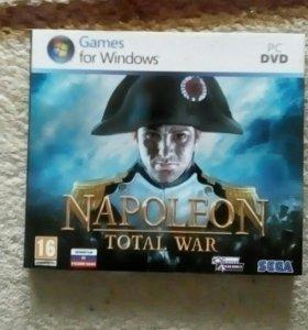 отдам игру  Napoleon total war. за шоколадку