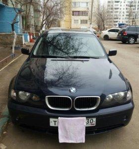 Автомобиль BMW 318D