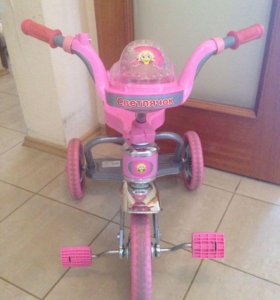 Велосипед от 1 до 5 лет