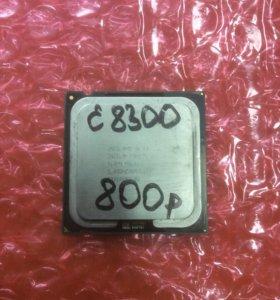 Intel Core2Duo E8300