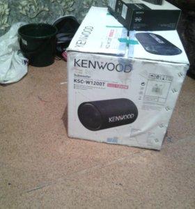 Буфер Kenwood усилитель Sony