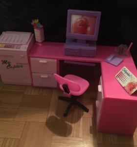 Кабинет Барби