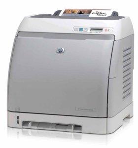 Принтер COLOR LaserJet 2605