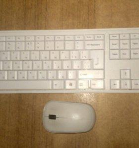 Без проводная клавиатура+мышь тогр