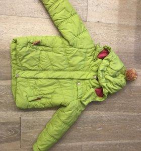 Куртка зимняя icepeack большемерит
