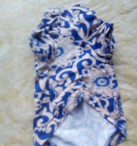 Платье для собачек мелких пород