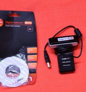 Веб- камера новая 8 мегапикселей