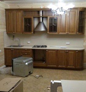 Профессиональная сборка мебели и кухонь