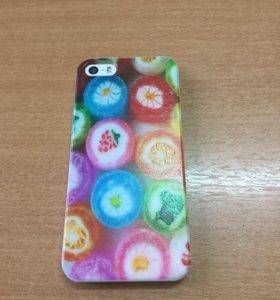 Чехол для iPhone 5 и 5S Сладкие роллы